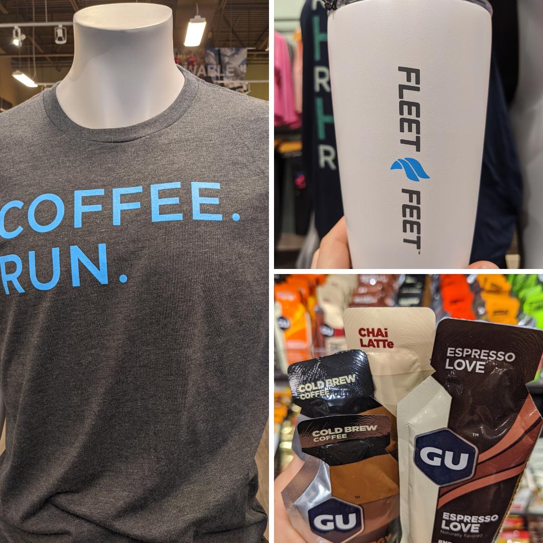 Coffee Tshirt, Coffee Mug, Coffee Flavored Nutrition.