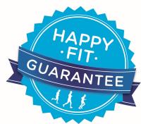 Happy Fit Guarantee