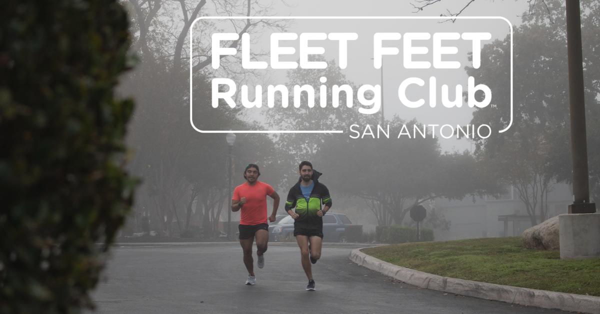 Fleet Feet San Antonio Running Club