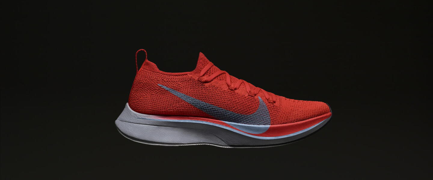 2cac5a5df151 LIMITED EDITION  Nike Zoom Vaporfly 4% Flyknit - Fleet Feet Sports ...
