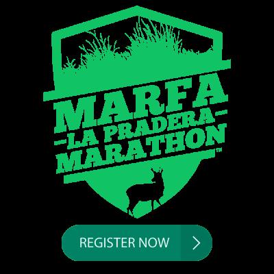 Marfa La Pradera Marathon Logo