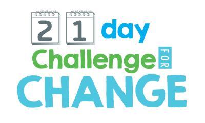21 Day Challenge for Change - Fleet Feet Mount Pleasant