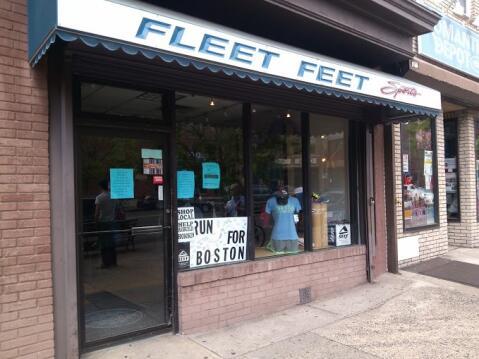 FleetFeetStoreFront