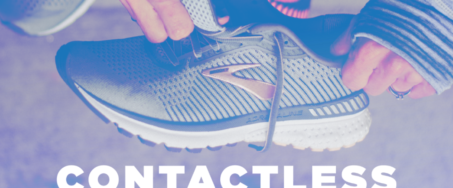 Running and walking shoes and training