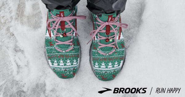 Brooks Ugly Sweater Special Edition