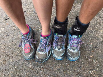Second Step Trail Running