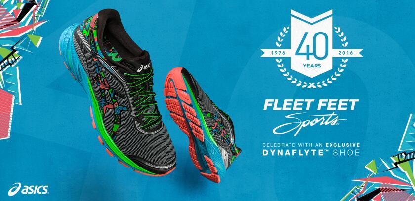 Fleet Feet Dynaflyte