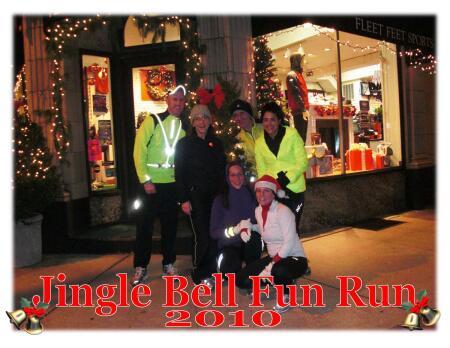 jingle bell run 2010