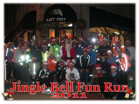 jingle bell run 2011