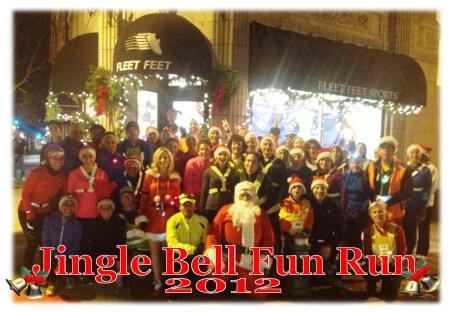 jingle bell run 2012