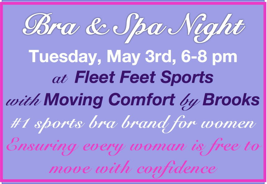 Bra & Spa Night