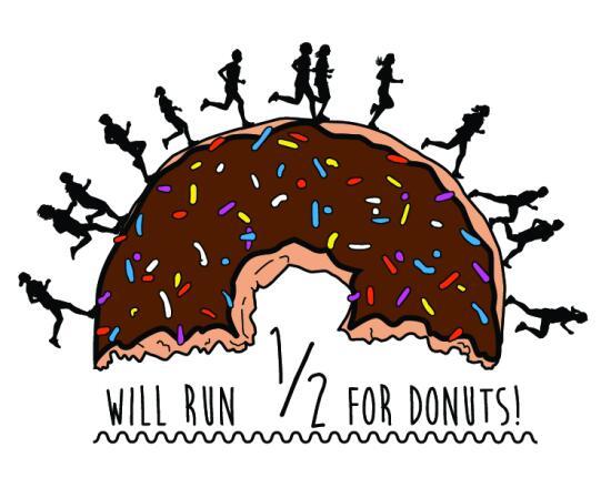 Baker's Dozen half Marathon