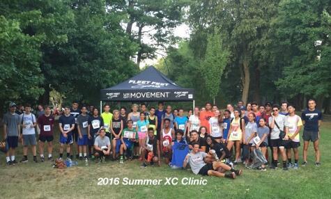 2016 Summer XC Clinic