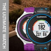 garmin gps watch with text the ultimate watch