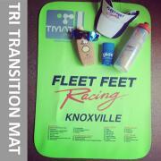 Fleet Feet Knoxville transition mat