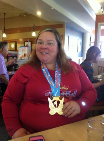 christy kiefer tinkerbell half marathon inspiration motivation