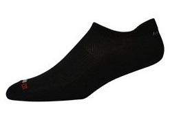 drymax running lite mesh black socks performance