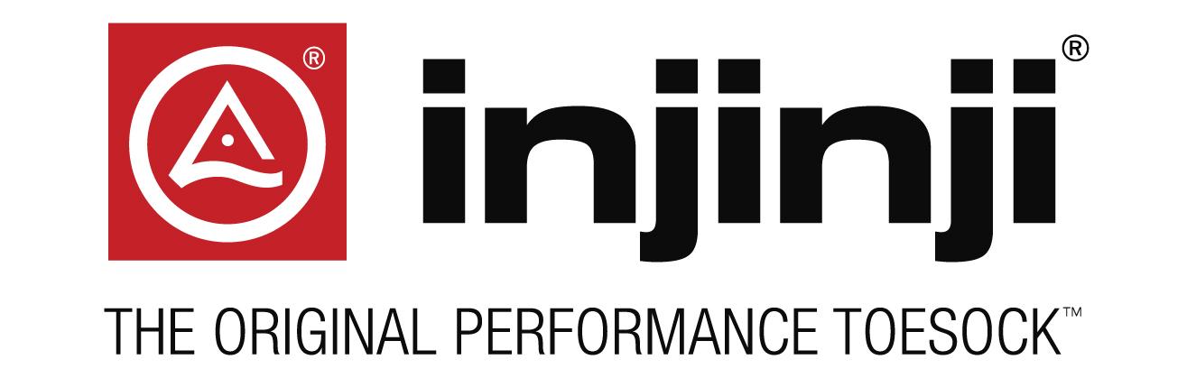injinji the original performance toesock logo