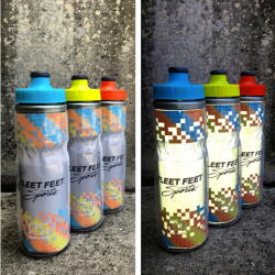 Nathan Sports Fire & Ice Water Bottle