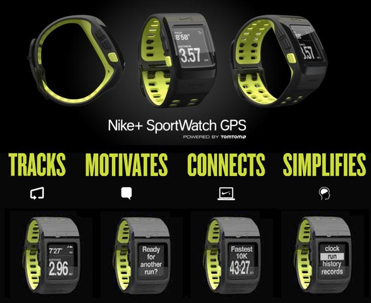 nike sportswatch watch gps sports running