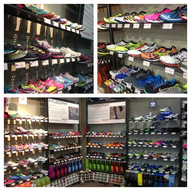 shoes fleet feet sale knoxville