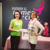 Susan G Komen donation