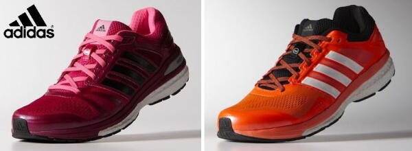 Adidas Squence Boost 7 and Glide Boost 7
