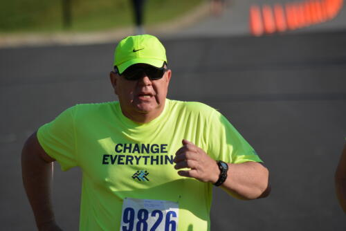 Ken at the Run for the Deaf 2015