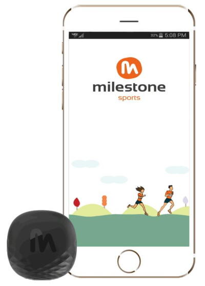 MilestonePod App