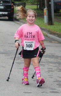 Team Faith 5k