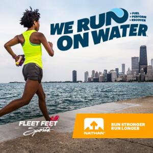We Run on Water