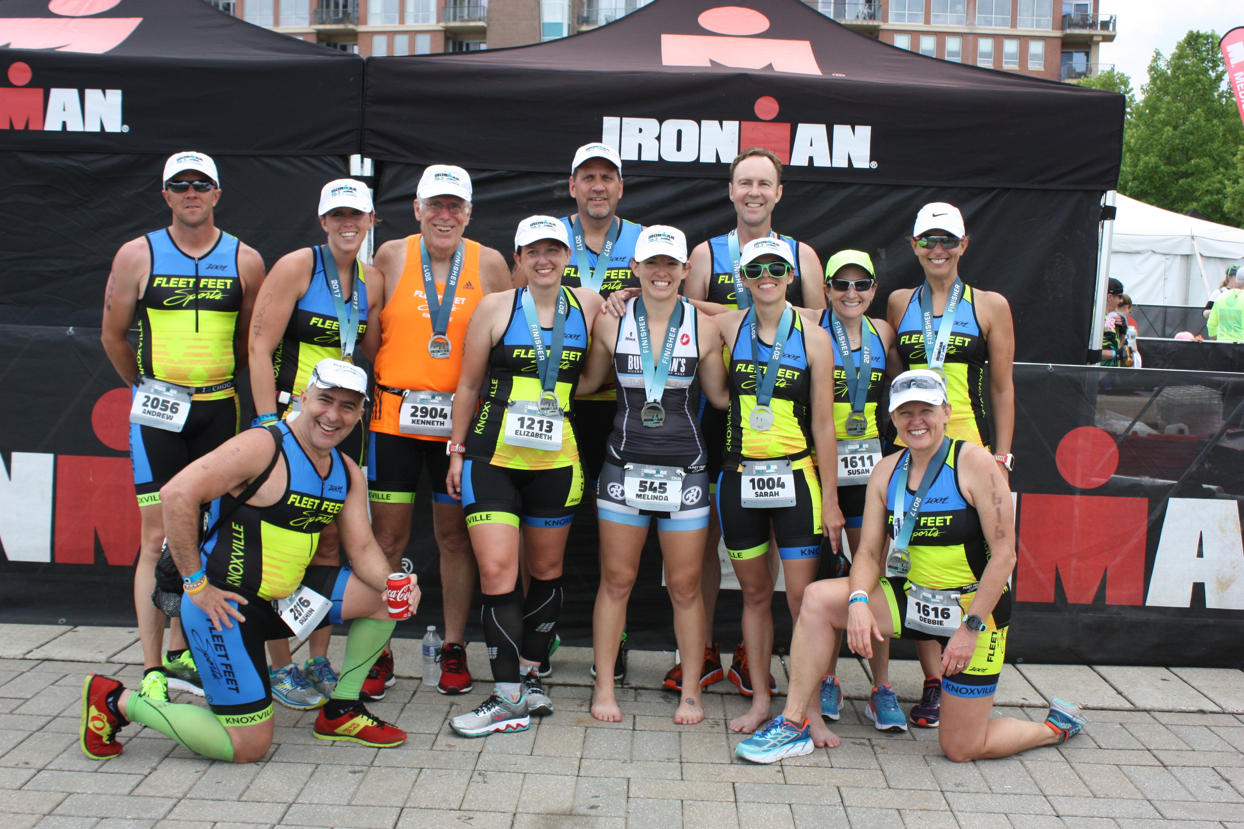 Fleet Feet Knoxville Triathlon Training