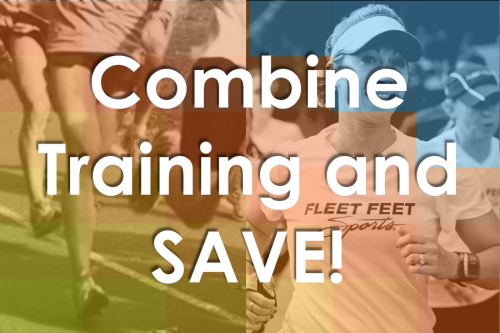save on training