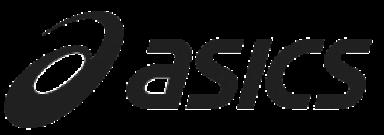 cropped asics logo