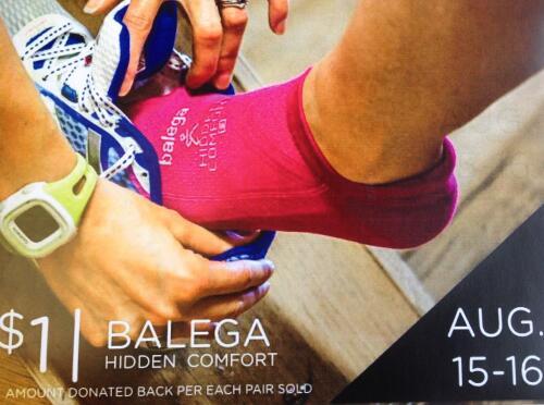 Week 3: Balega Hidden Comfort Socks - Fleet Feet Richmond