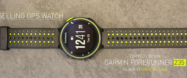 Limited Edition Garmin Forerunner 235 - Fleet Feet Richmond