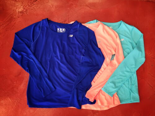 New Balance Long Sleeves