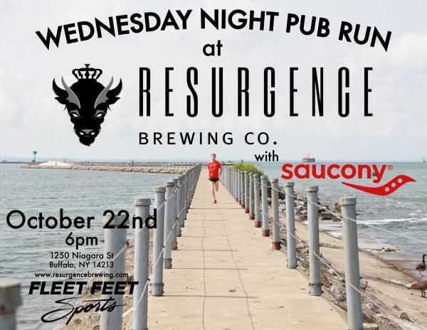 Resurgence Brewing Pub Run