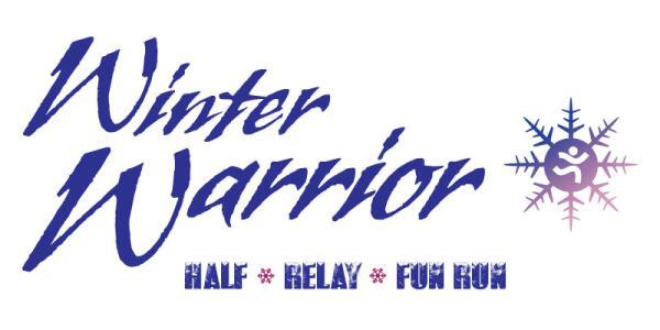 Winter Warrior Half Marathon Race