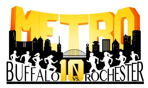 Buff Vs Rochester 10 Mile Race