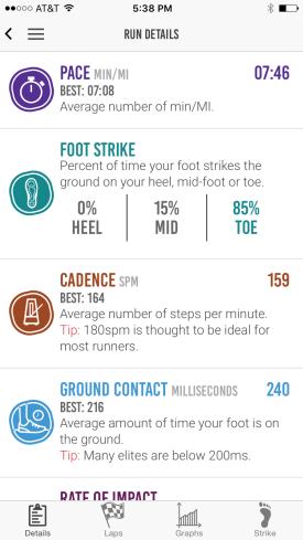 Expert Review: Milestone Pod - Fleet Feet Decatur