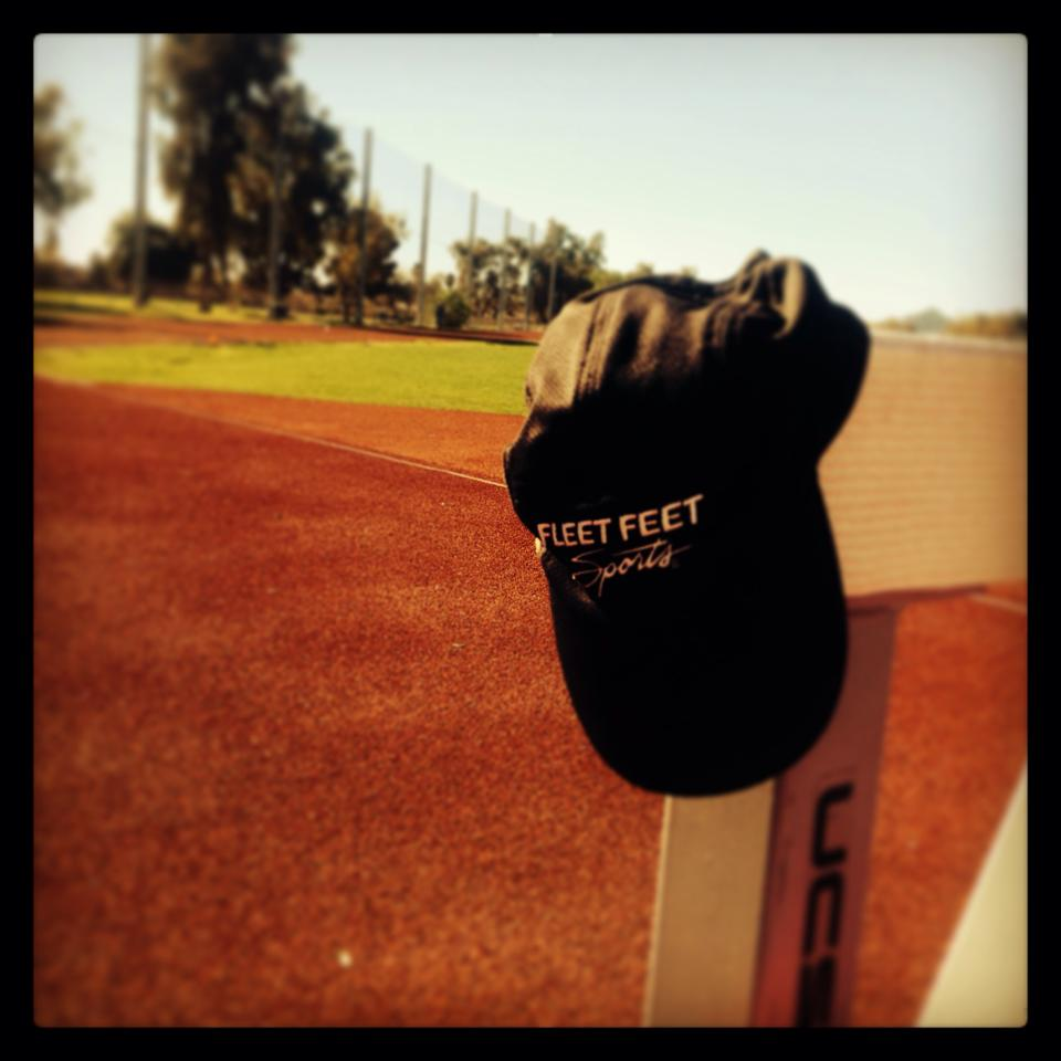 Fleet Feet Sports Scottsdale at Paradise Valley Community College Running Track