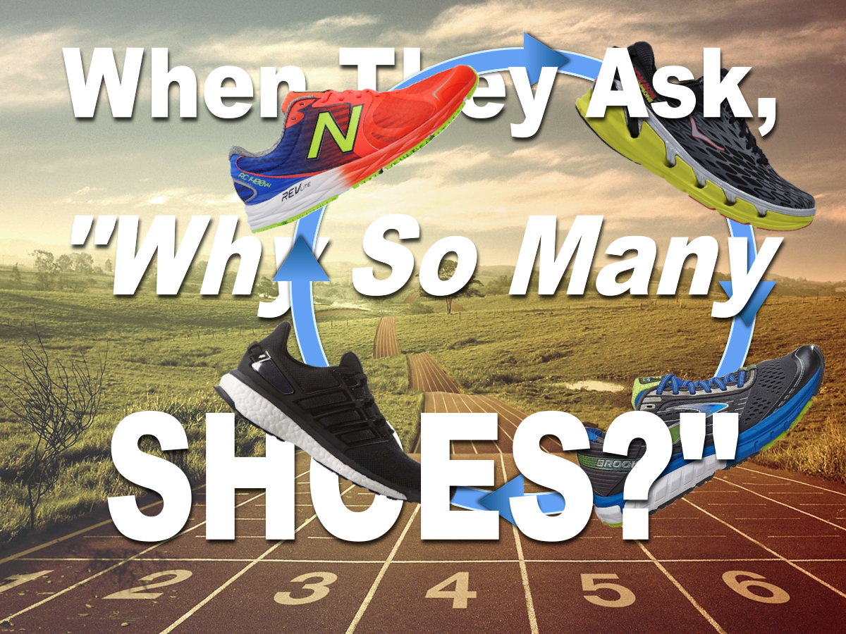 When They Ask Why So Many Shoes