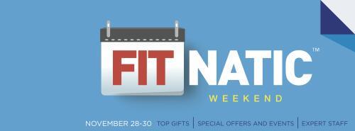 Fitnatic Weekend is coming! - Fleet Feet Maine Running