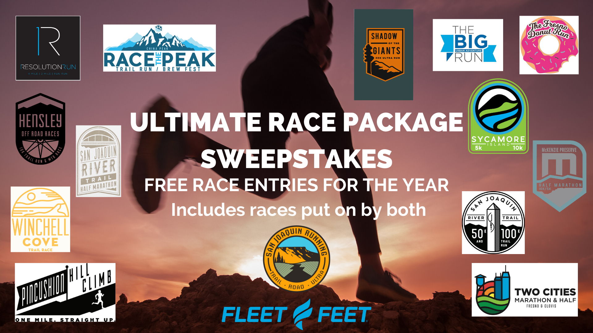 Ultimate Race package