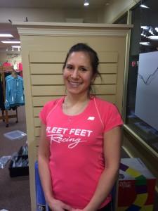 Fleet Feet Ambassador Team - Jody G