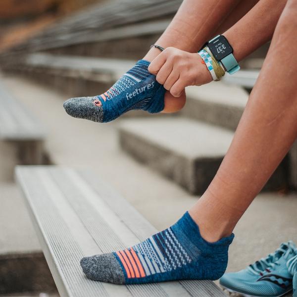 try on running socks