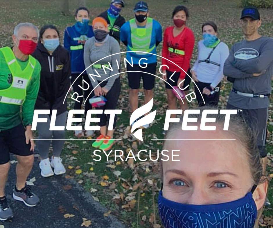fleet feet syracuse running club