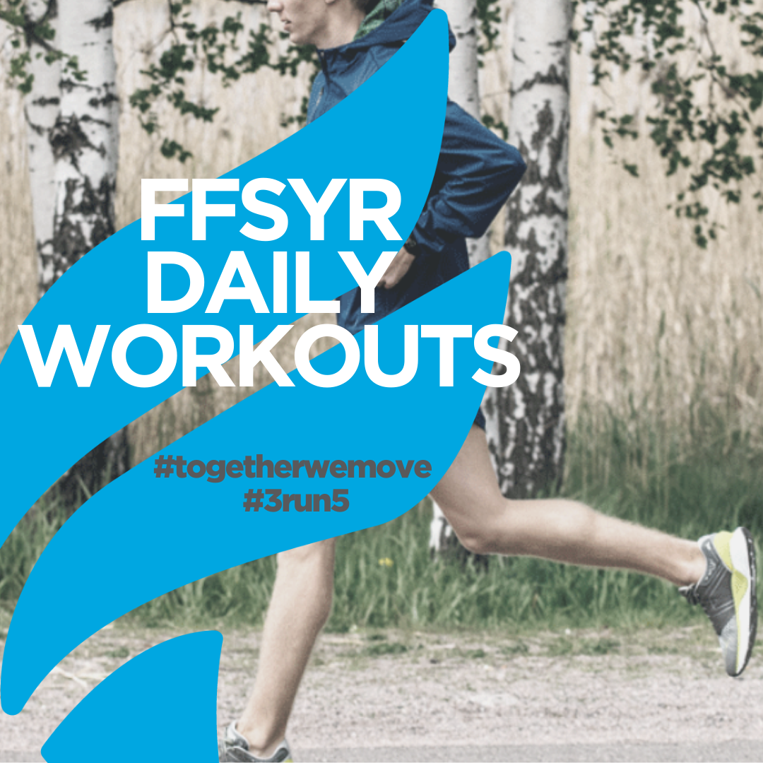 Together we move daily workouts fleet feet syracuse
