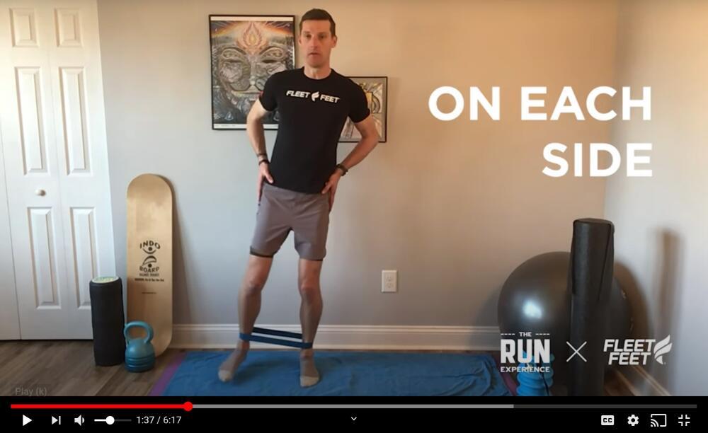 hip mobility fleet feet syracuse